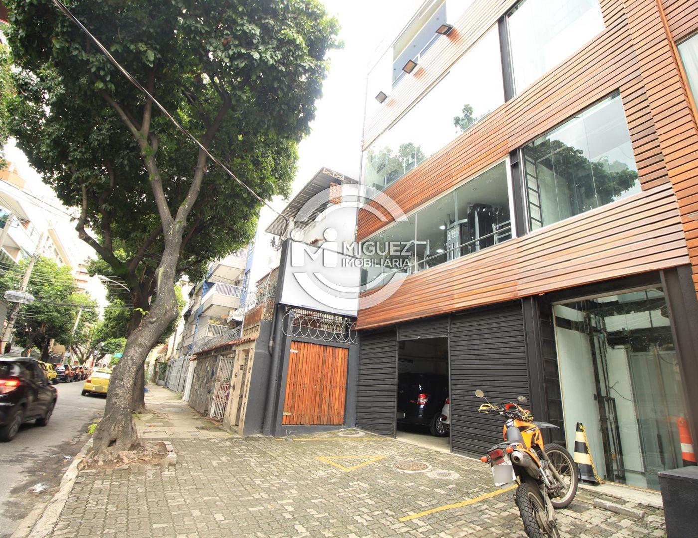 Predio, aluguel, Rua Gonzaga Bastos - Vila Isabel , Rio de janeiro