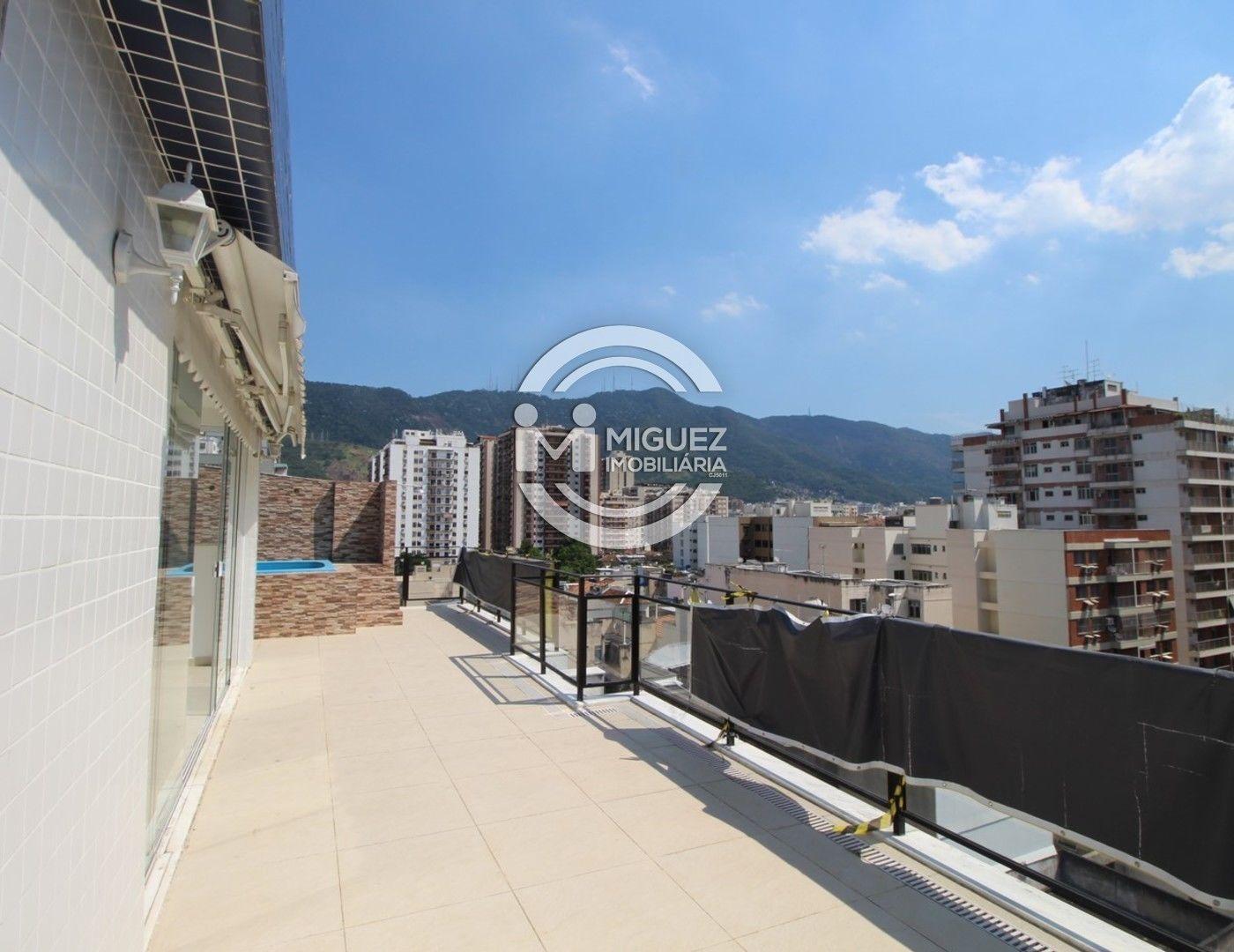Cobertura, venda, Rua Maxwell - Vila Isabel , Rio de janeiro